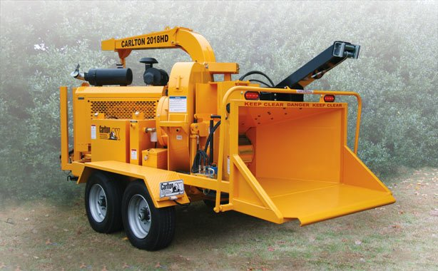 Carlton 2018 Disk Chipper Saunders Equipment