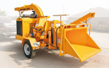 Carlton 2015 Drum Chipper - Saunders Equipment