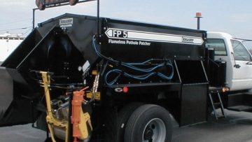 Bergkamp FP5 Flameless Pothole Patcher