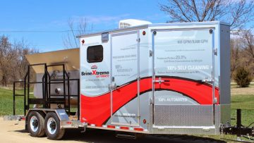 Henderson BrineXtreme Ultimate Mobile Unit