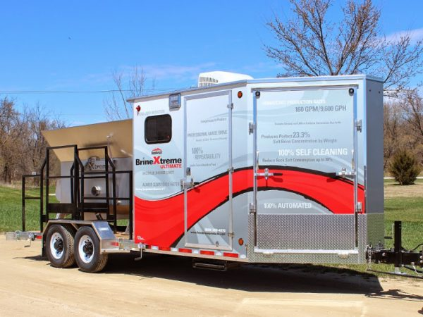The BrineXtreme Ultimate – Mobile Unit. Recognizing this issue, Henderson has developed a solution that allows you to take the show on the road.
