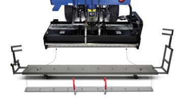 Zamboni Conti Blade Changer - Saunders Equipment