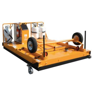 KM 4-48 Infrared Hotplate - Saunders Equipment