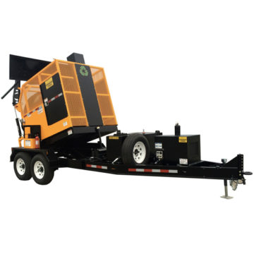 KM T-2 Asphalt Recycler / Pothole Patcher - Saunders Equipment