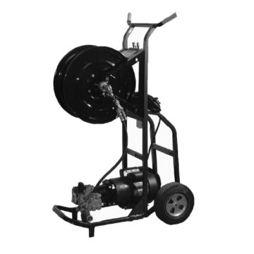 O'Brien 1220-J - A Product of Hi-Vac Corporation. The economical AND portable electric unit is perfect for pump/cleaners dedicated to small residential ...