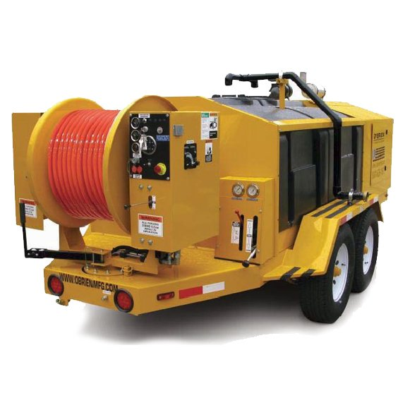 O'Brien 7018-SC Hydro Jetter. Designed for daily operation by professional sewer line cleaners, Municipalities & contractors rely on its power ...