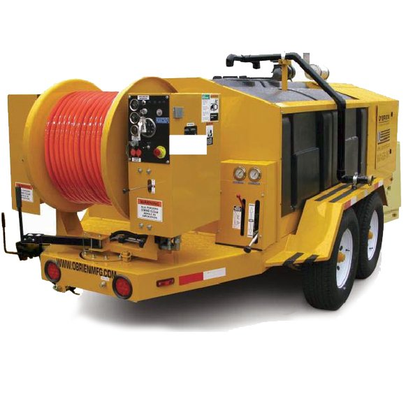 O'Brien 704030-SC Hydro Jetter. Designed for daily operation by professional sewer line cleaners, the O'Brien 7040-SC Hydro Jetter carries 750 gallons ...