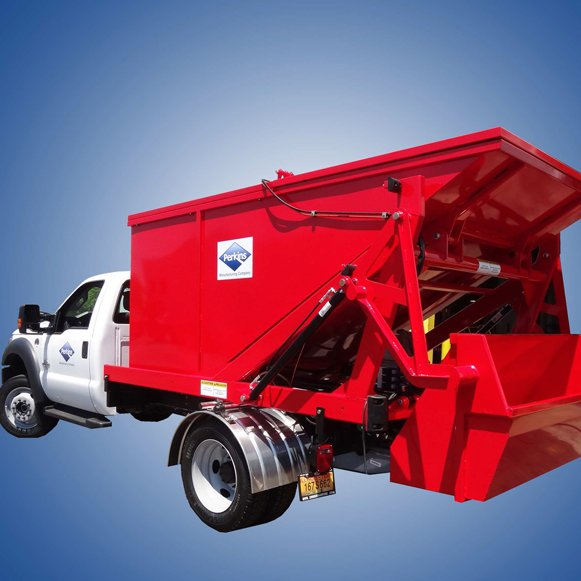 The Perkins Satellite Scooper Collection features and easy to access scooper bin. Heavy duty construction, quality performance flexible for all routes.