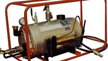Steam Johnny – High Pressure Steam Boiler