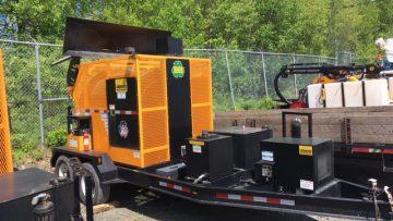 KM T-2 M Asphalt Recycler - Saunders Equipment