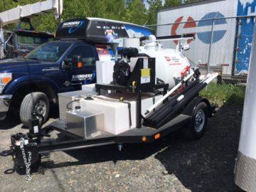 Wachs LX VMT-2 Valve Maintenance Trailer - Saunders Equipment