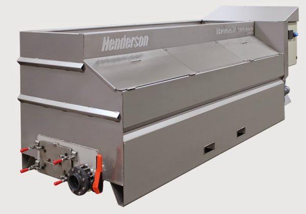 Henderson BrineXtreme Pro - Saunders Equipment