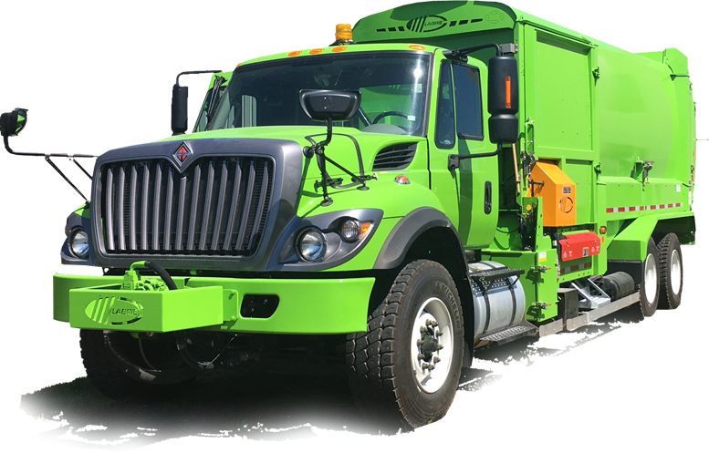 Saunders Equipment: Atlantic Canada's Largest and Most Extensive Distributor of Municipal Equipment - Green Labrie