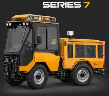 Trackless MT7 - Saunders Equipment