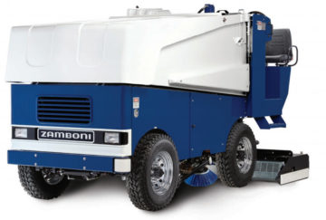 Zamboni 526 - Saunders Equipment