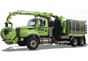 The Aquatech F-10 / F-15 Series Jetter/Vacuum Truck fits any size municipality, water and sewer district, or contractor cleaning storm drains ...