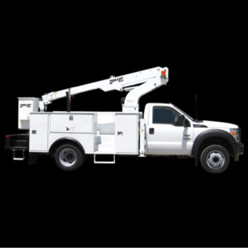 Duralift DT-29 - Aerial Telescopic Articulating Devices - Saunders Equipment