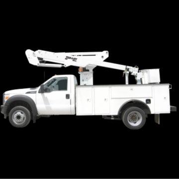Duralift DTA 35/38/40 - Saunders Equipment