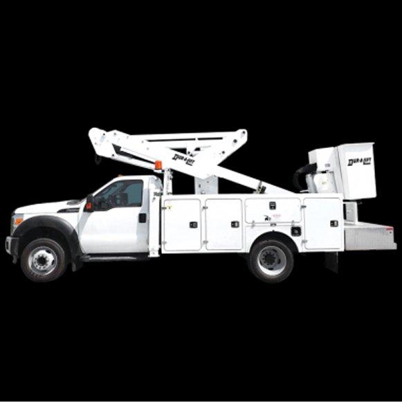 Duralift DTAX 39/42/44 - Saunders Equipment