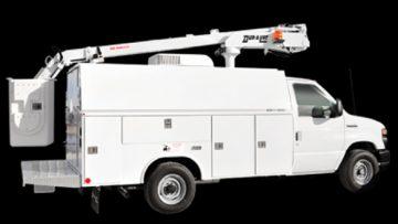 Duralift DVS-29 Van