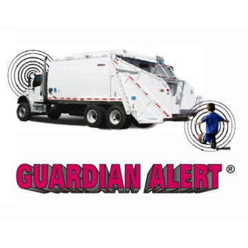 Guardian Alert Back Up Alarm - Saunders Equipment