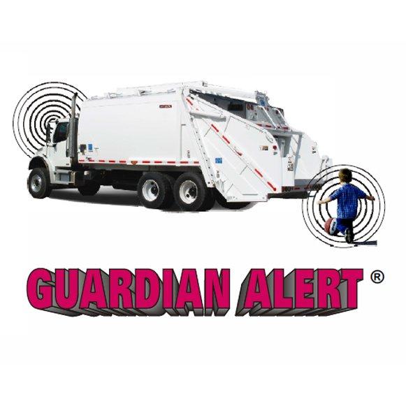 Guardian Alert Back Up Alarm - Saunders Equipment