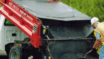 Hot Patch Truck & Trailer Insert