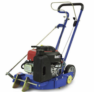 Zamboni Power Edger - Saunders Equipment