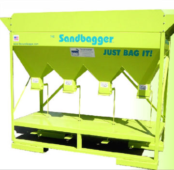 Sandbagger - Saunders Equipment