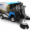 Madvac LS175 Compact Sweeper - Saunders Equipment