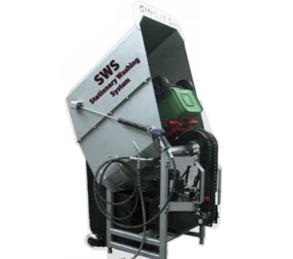 GINOVE SWS 100 - Saunders Equipment