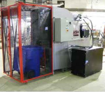 GINOVE SWS 1000 - Saunders Equipment