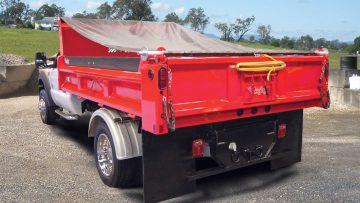 Landscape Truck Bodies